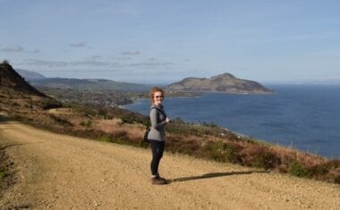 Dawn from Absolute Escapes on the Arran Coastal Way