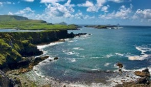 Spectacular views of the Skellig Islands