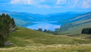Views of Loch Tay