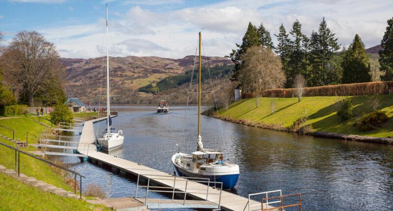 Walking the Loch Ness 360°