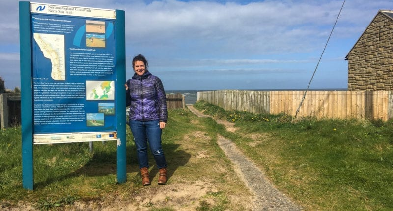 Amanda from Absolute Escapes at Cresswell