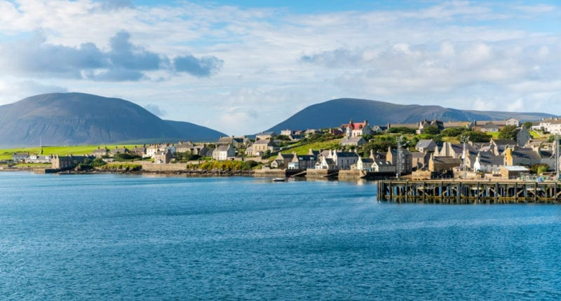 Stromness Town, Orkney