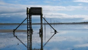 The crossing to Lindisfarne