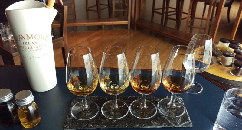 Tasting Tour, Bowmore Distillery