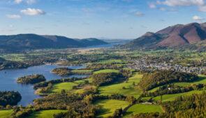 Views across the Lake District