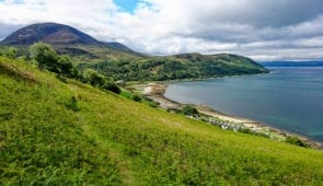 Catacol Bay, Arran Coastal Path