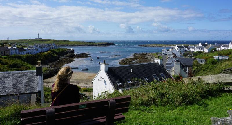 Portnahaven on Islay