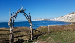 The Isle of Wight Coastal Path
