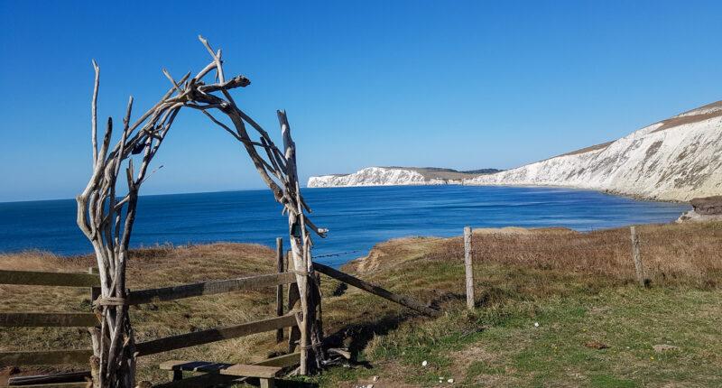 The Isle of Wight Coastal Path