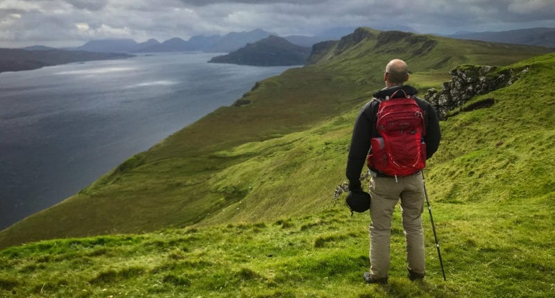 Walking the Skye Trail