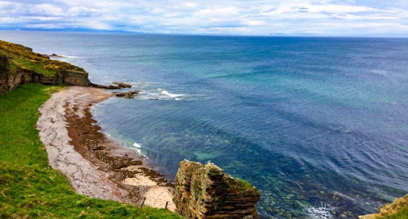 Findhorn to Lossiemouth