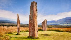 Machrie Moor Standing Stones, Isle of Arran