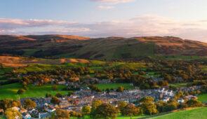 Sedbergh in Cumbria