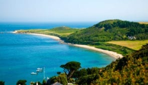 The island of Herm