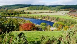 Views of the River Spey