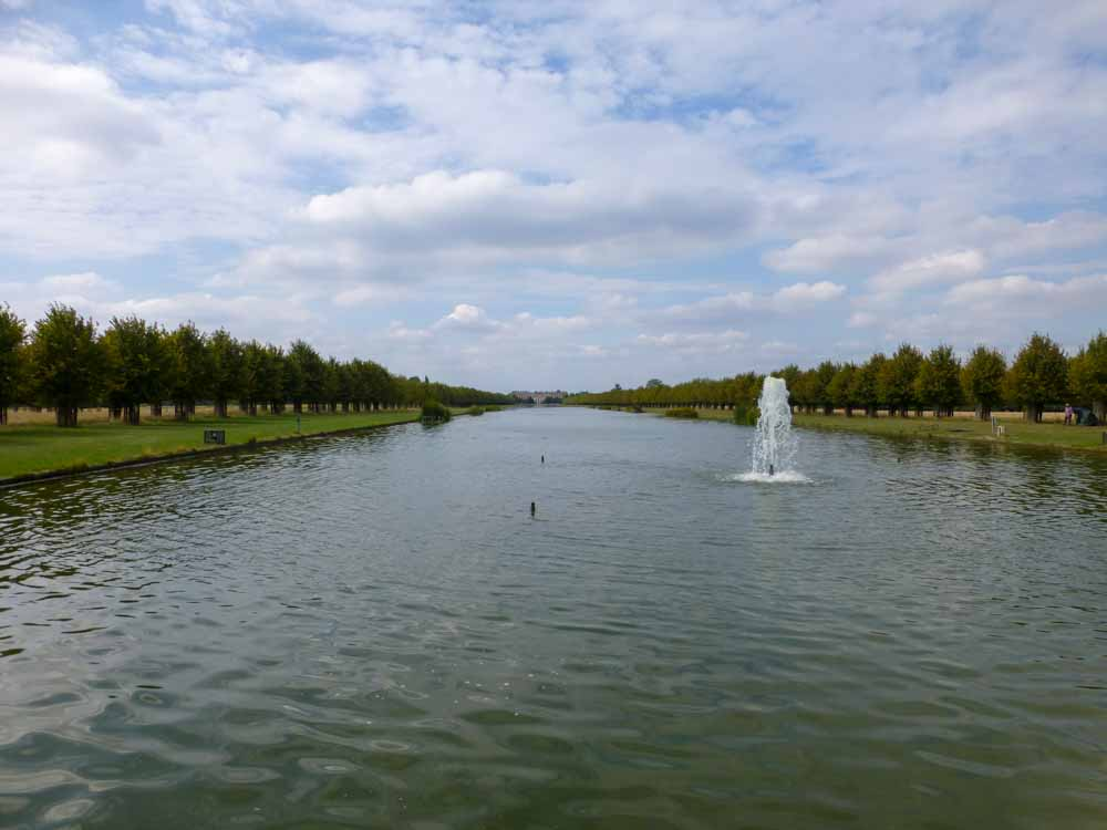 5b - Long Water at Hampton Court