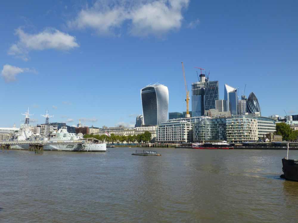9 - London riverside