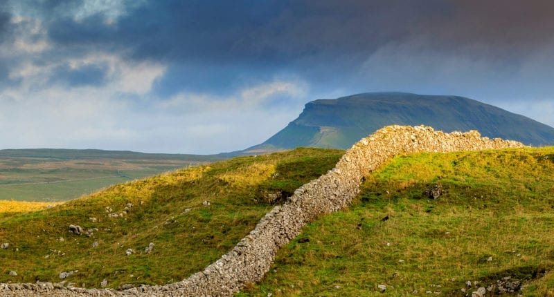 Scenery in the Yorkshire Dales