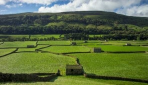 The picturesque Yorkshire Dales