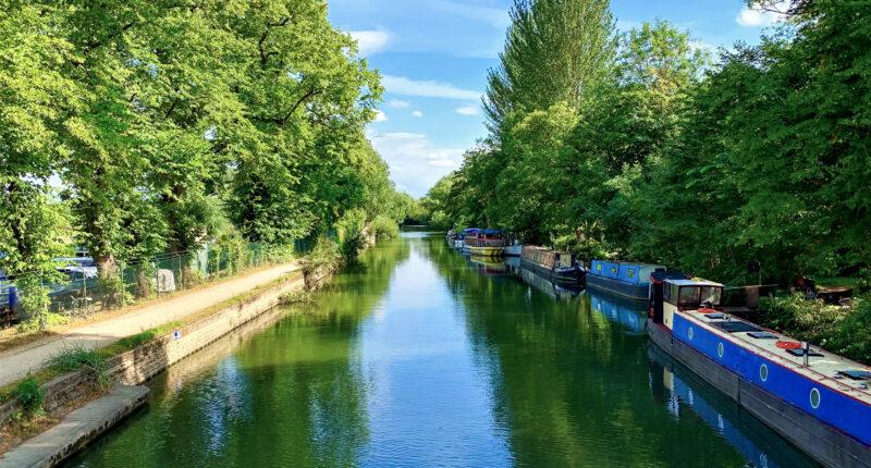 The River Thames near Oxford