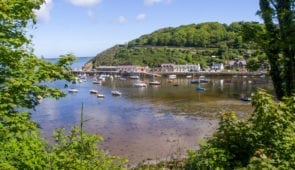 Lower Town of Fishguard