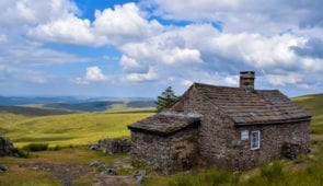 Greg's Hut, England's highest bothy