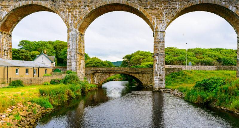 Cullen Viaduct, Aberdeenshire
