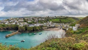 Picture-perfect Port Isaac