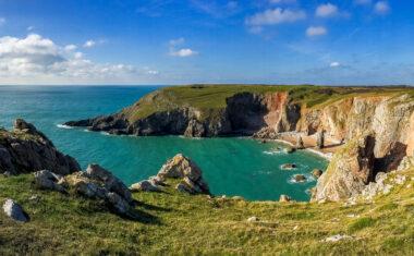 Flimston Bay, Pembrokeshire