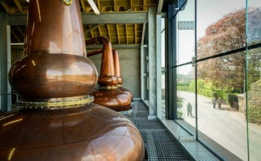 Lindores Abbey Distillery