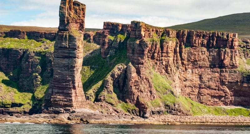 Old Man of Hoy, Orkney Isles