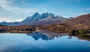 The Cuillin Mountains, Isle of Skye