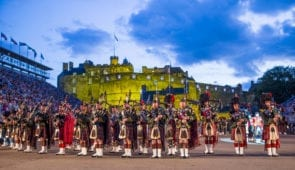 Edinburgh's Royal Military Tattoo