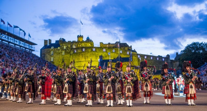 Edinburgh's Royal Military Tattoo