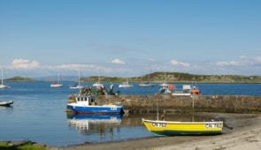 Isle of Jura Harbour
