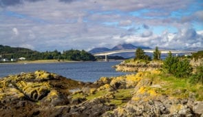 Isle of Skye Bridge, Lochalsh