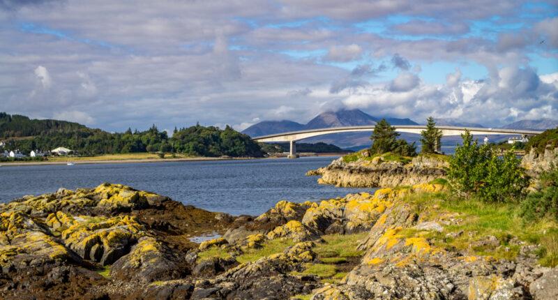 Isle of Skye Bridge, Lochalsh