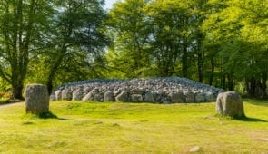 Prehistoric site of Clava Cairns