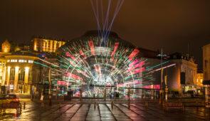 The 2018 Edinburgh International Festival opening event