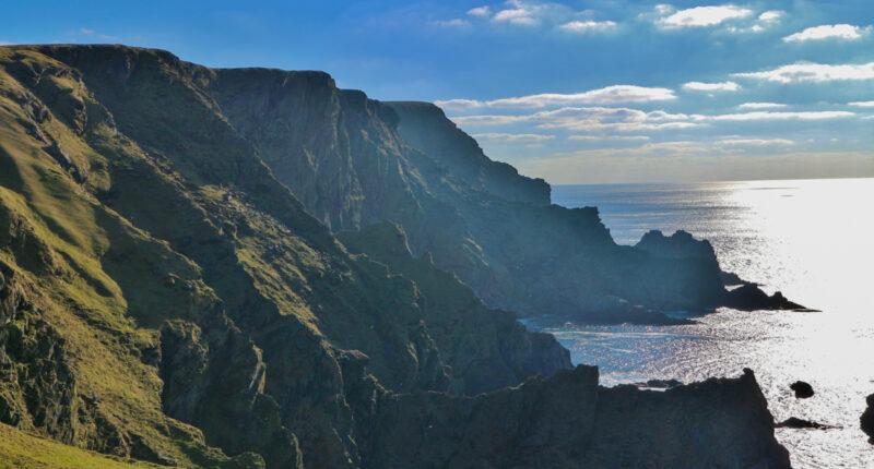 Shetland Coastal Scenery