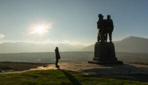Commando Memorial near Spean Bridge