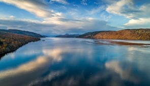 Reflections on Loch Ness