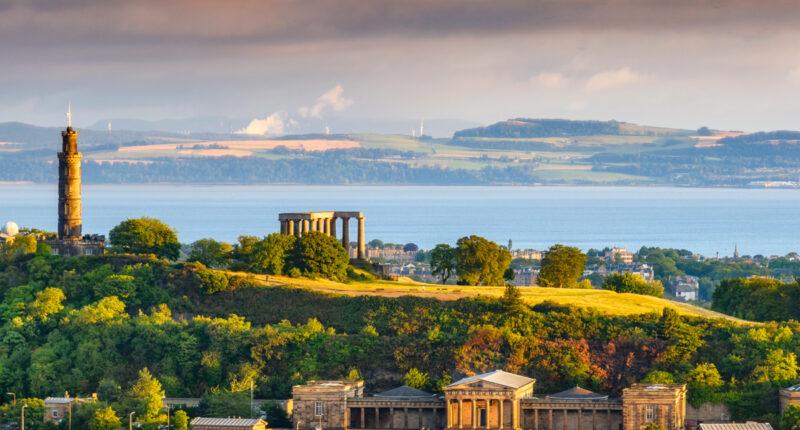 Firth of Forth, Edinburgh