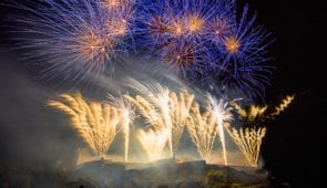 The Fireworks Concert, Edinburgh International Festival