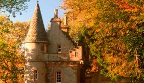 The Gatehouse to Ballindalloch Castle