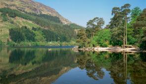 Loch Eck, Argyl