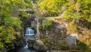 Bracklinn Falls, Trossachs National Park