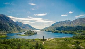 Glenfinnan and Loch Shiel