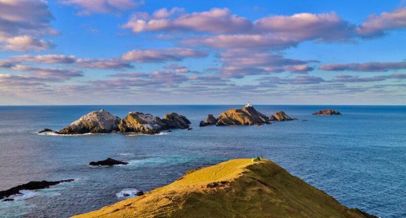Muckle Flugga lighthouse, Shetland