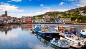 Tarbert Harbour, Argyll